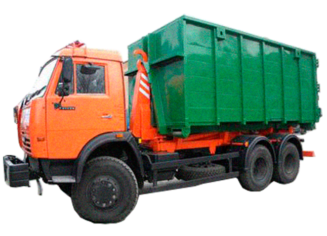 Заказать контейнер 27 куб в Московской области