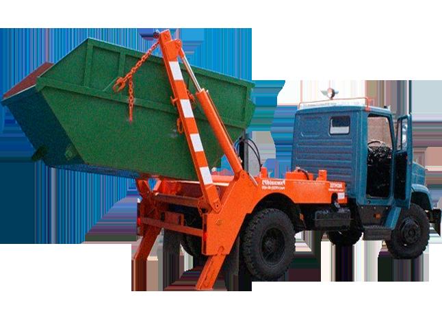 Заказать контейнер 8 кубов в Московской области